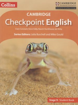 Cambridge Checkpoint English Stage 9-Student Book-1 Cover Page